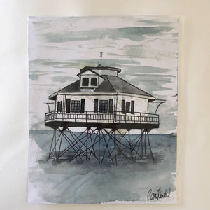 Middle Bay Lighthouse Print