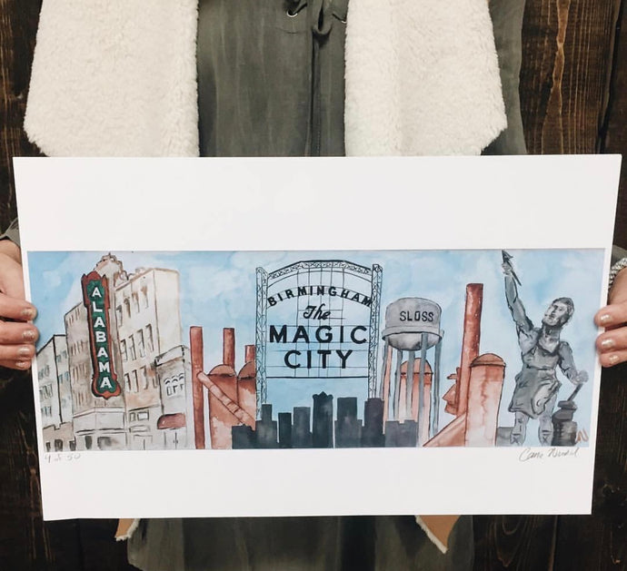 Magic City - prints
