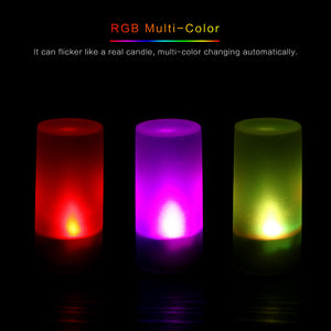 LED Candle Night Light
