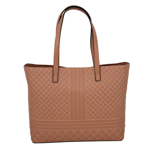 Giannotti Quilted Shopper