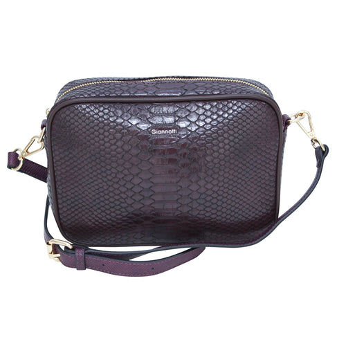 Giannotti Snake Design Camera Bag