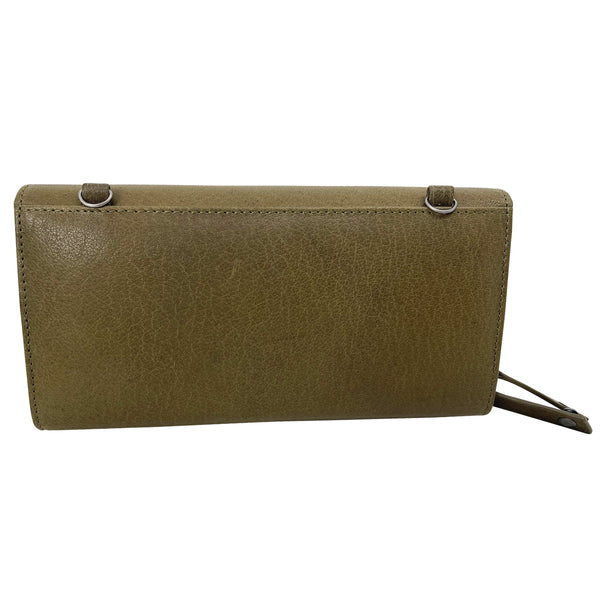 Ariah Flapover Sling Wallet