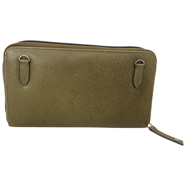 Ariah Zip Around Sling Wallet