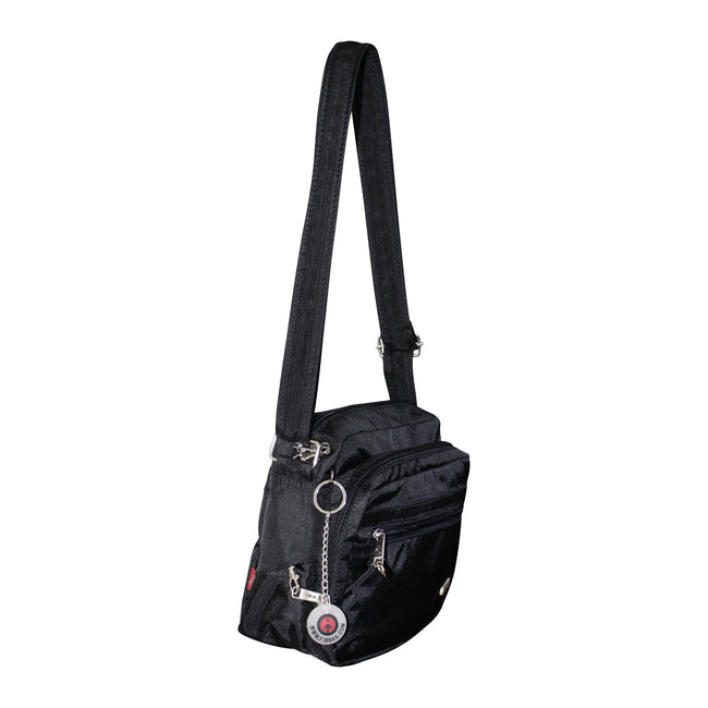 FIB Secura Anti-Theft Multi Pocket Sling Bag
