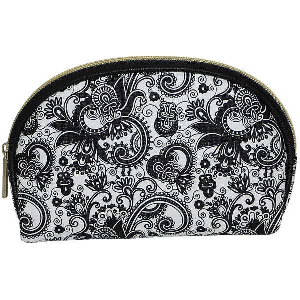 Georgie Girl Paisley Cosmetic Bag