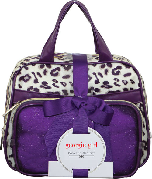 Georgie Girl Cosmetic Case Set