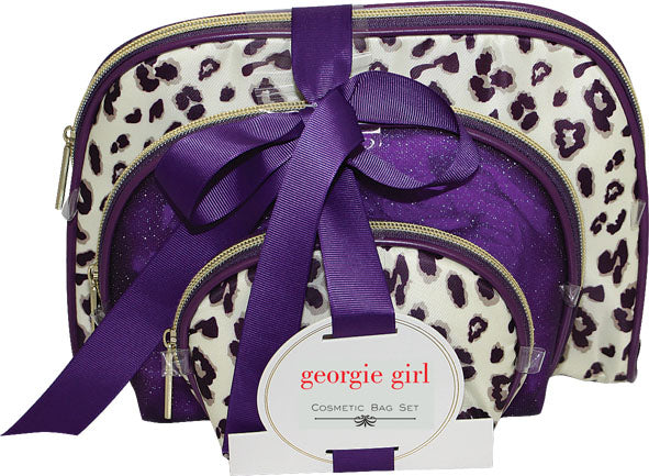 Georgie Girl Cosmetic Case