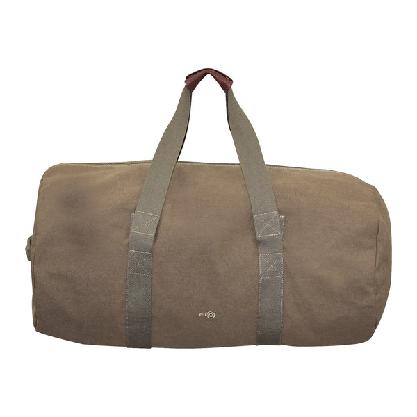 FIB Canvas Duffle Bag
