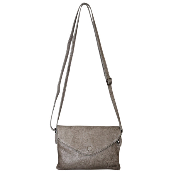 Giannotti Envelope Leather Sling Bag