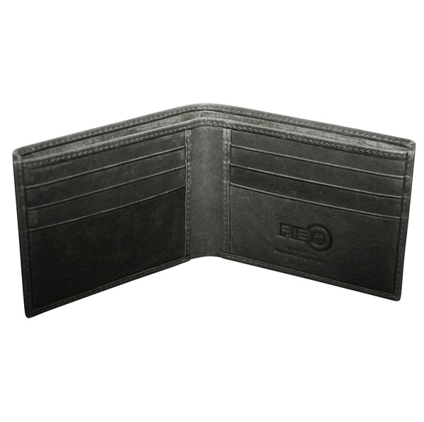 FIB Genuine Leather Men's Urban Look  Wallet