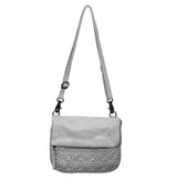Giannotti Genuine Leather Embossed Design Bag