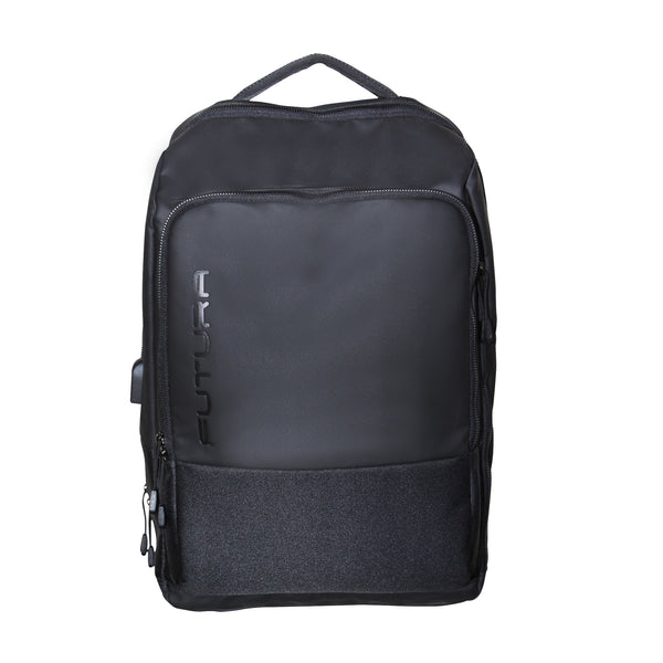 Futura Upscale Laptop Backpack with USB Connectivity Port