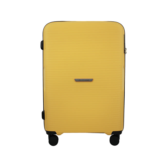 FUTURA Ultima Set of 3 Hardcase Luggage - Yellow