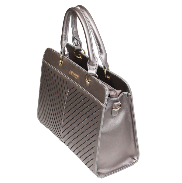 Giannotti Arrow Laser Cut Handbag