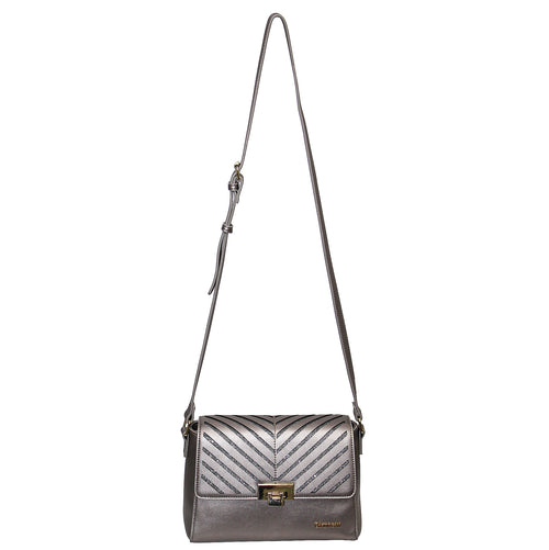 Giannotti Arrow Laser Cut Cross Body Bag