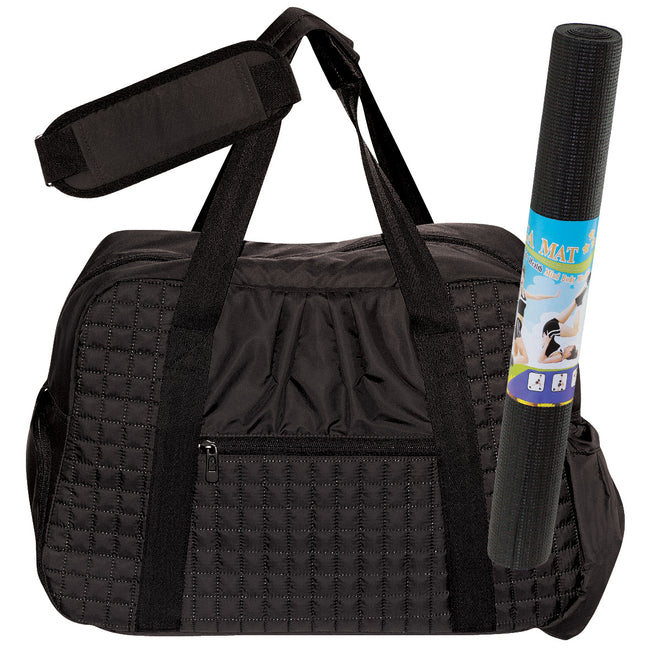 FIB Yoga/Overnight Bag - FREE YOGA MAT