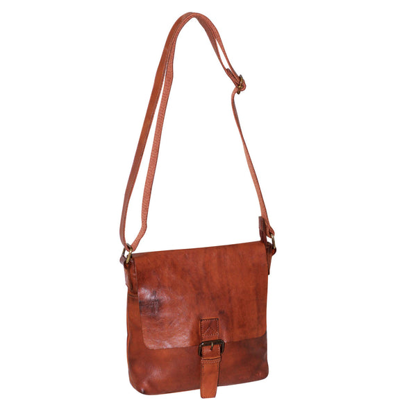 Futura Genuine Vintage Leather Bag