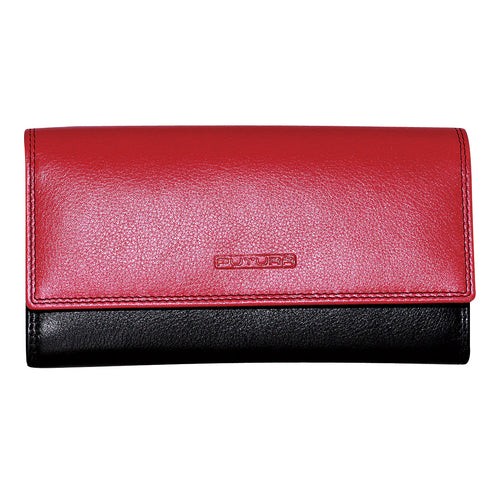 FUTURA Genuine Leather Ladies Multi Colour Purse
