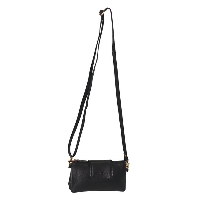Futura Genuine Leather Sling Bag
