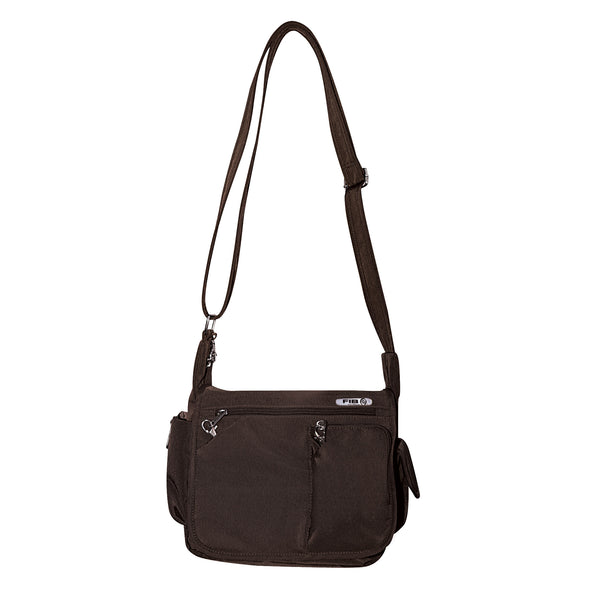 FIB Secura Anti-Theft Flapover Sling Bag
