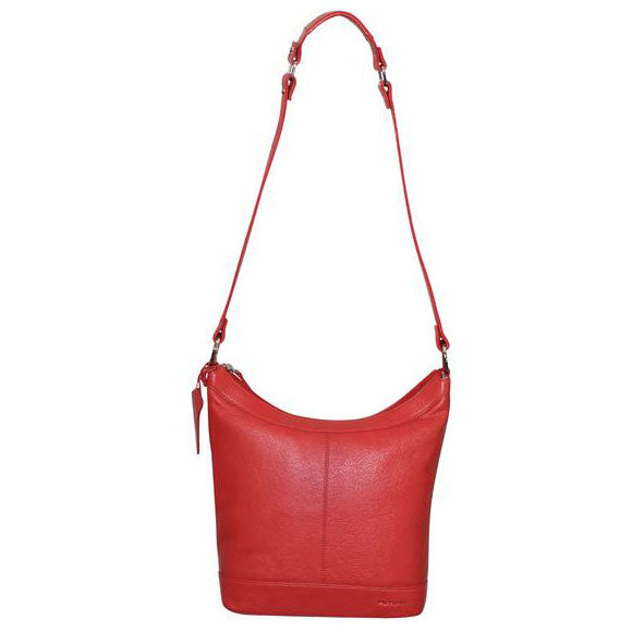 FUTURA Genuine Leather Bucket Bag