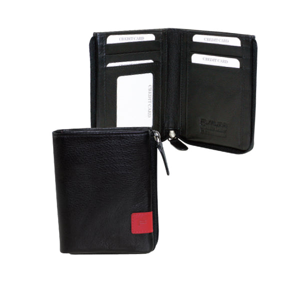 Futura Mens Zip Up Wallet