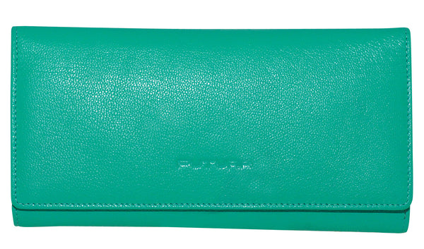 Futura Leather Ladies Purse