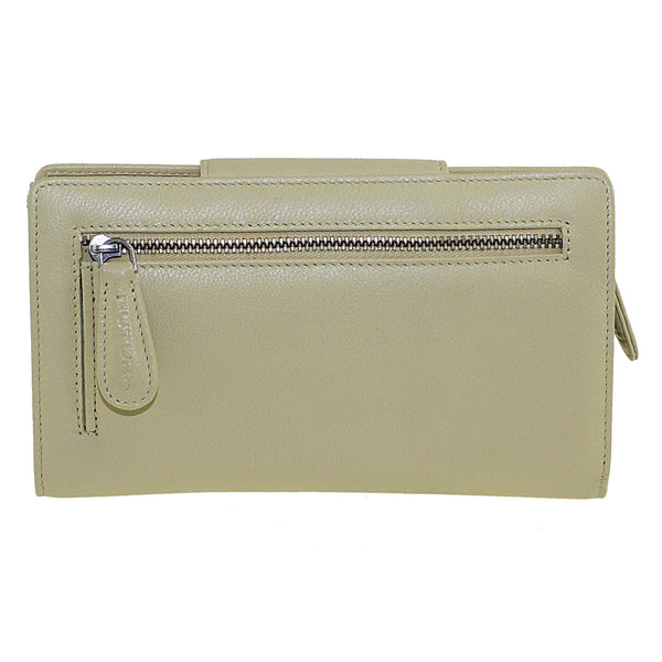 Futura Genuine Leather Ladies Purse