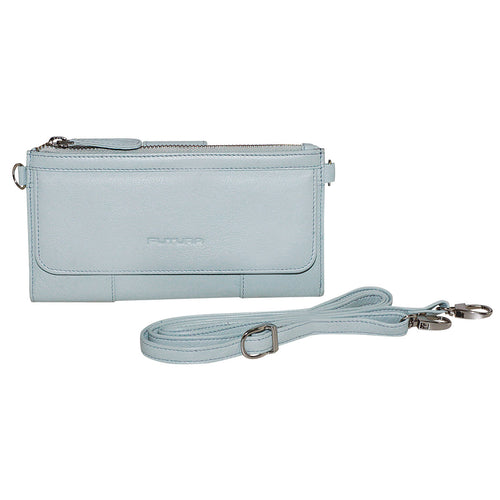 Futura Genuine Leather Ladies Purse/Sling Bag