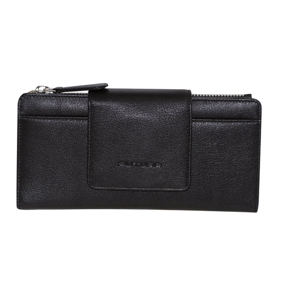 Futura Ladies Leather Fold Purse