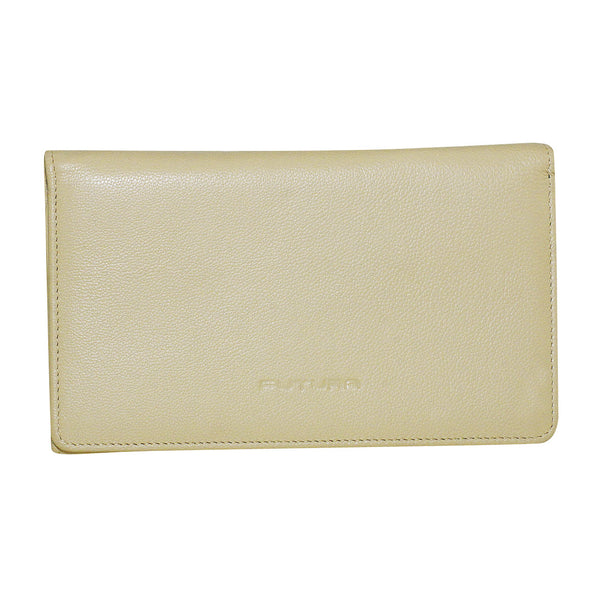 Futura Leather Ladies Trifold Purse