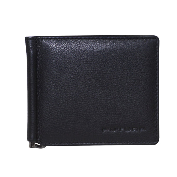 Futura Men's Wallet With Money Clip