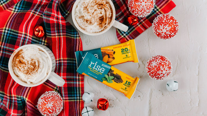 3 Decadent and Delicious Protein Bars That Will Get You in the Holiday Spirit