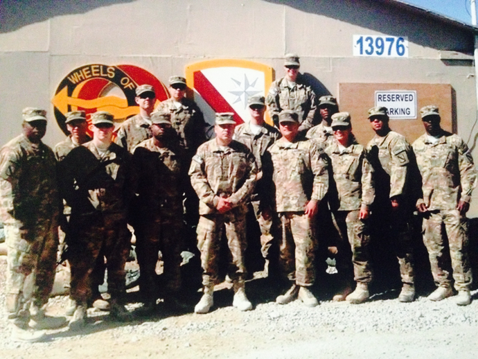 Rise to the Occasion - Rise Bar Supports Our Troops!