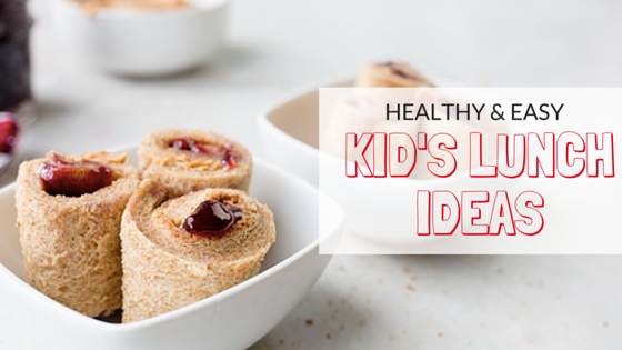5 Healthy Lunch Box Ideas For You & Your Kids
