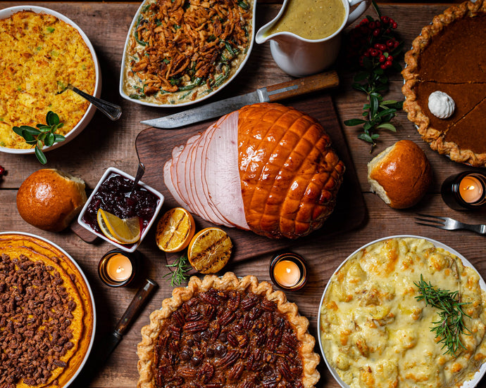 How to Make Your Holiday Meals Healthier