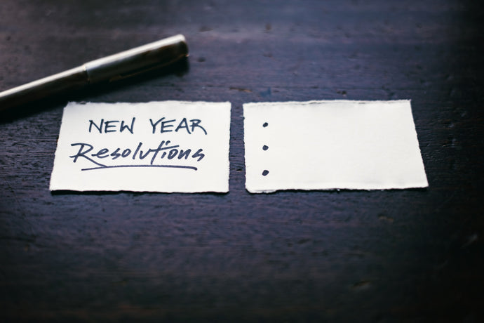 Setting New Year's Resolutions for 2021