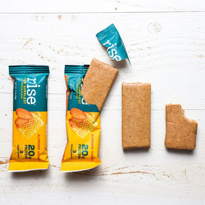 Almond Honey Protein Bars (12 pack)