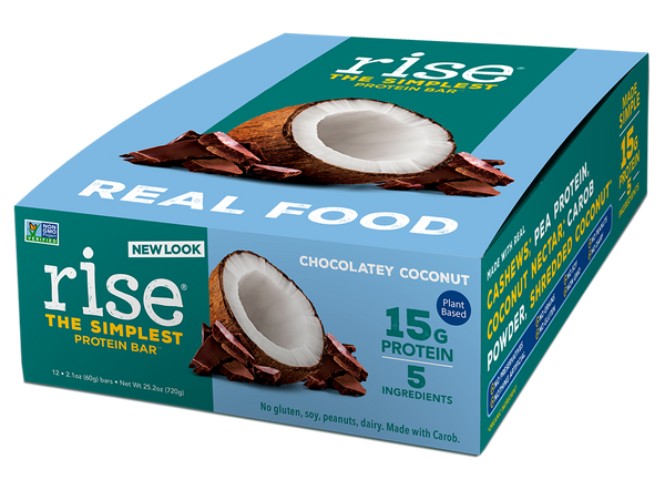 Chocolatey Coconut Protein Bar Box