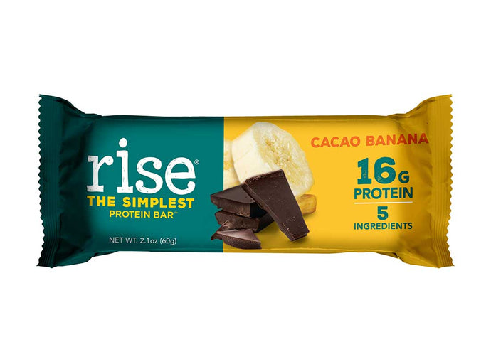 Cacao Banana Rise Bar