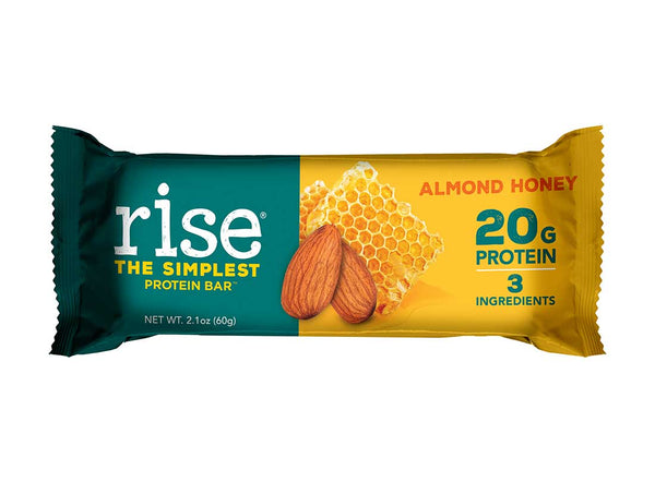 Almond Honey Protein Bars