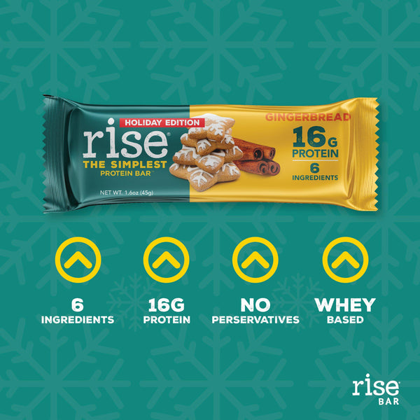 Gingerbread Protein Bar (6 Pack)
