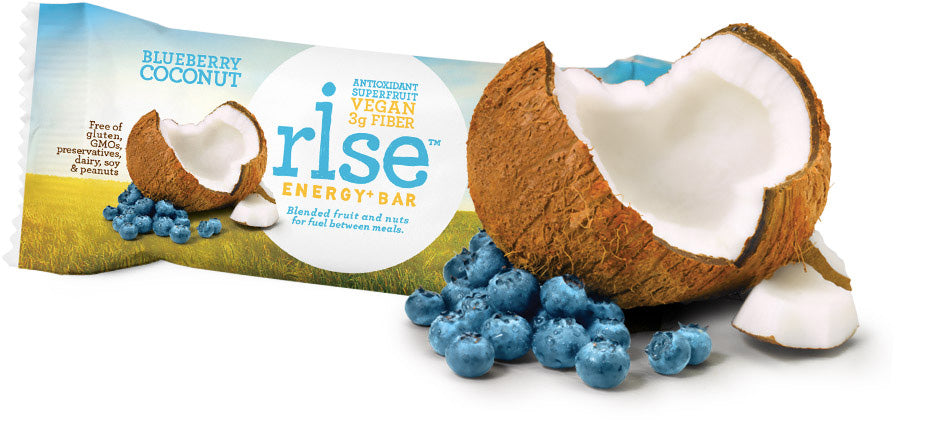 Alexandra Bardales Switched to the Blueberry Coconut Rise Energy+ Bar