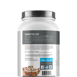 Whey Protein - Milk Chocolate