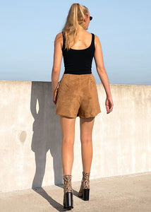Basic Behavior Cropped Tank in Black - Sugar & Spice Apparel Boutique