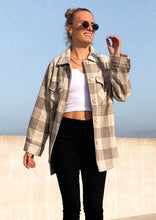 In a Mood Plaid Shacket - Sugar & Spice Apparel Boutique