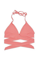 Coral of the Story Bikini Top - FINAL SALE - Sugar & Spice Apparel Boutique