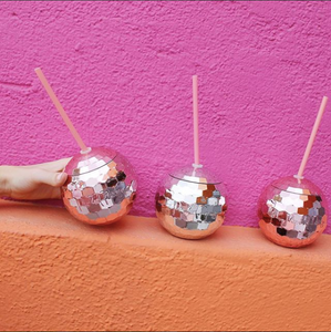 Disco Ball Party Cup - Sugar & Spice Apparel Boutique