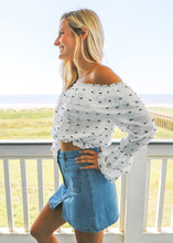 Punta Cana Off the Shoulder Top - Sugar & Spice Apparel Boutique