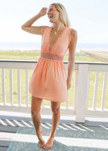 What Happens in Mexico Mini Dress - Sugar & Spice Apparel Boutique